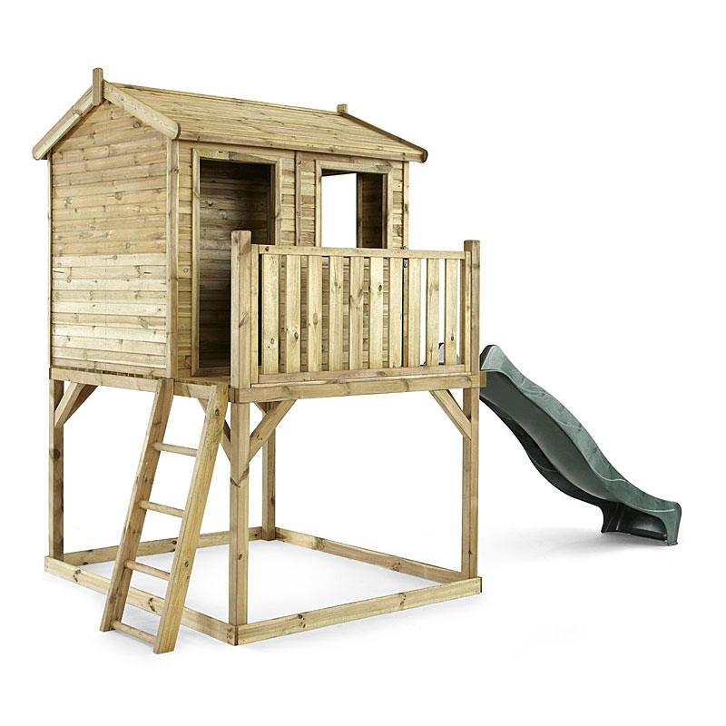 Plum® Wooden Adventure Playhouse